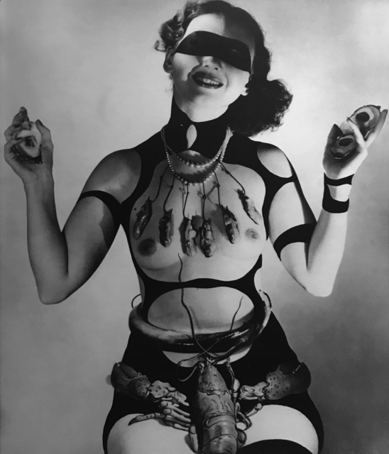 , 'Lobster Salvador II (Dali Costume),' ca. 1939, Holden Luntz Gallery