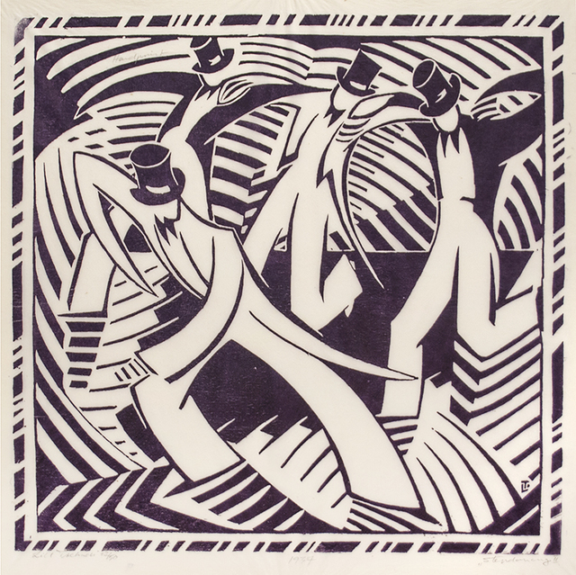 , 'Stepdancing,' 1937, Mary Ryan Gallery, Inc