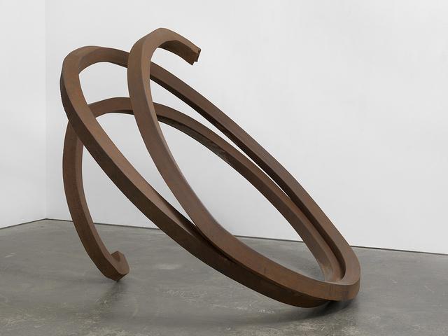 , 'Indeterminate Line,' 1991, Waddington Custot
