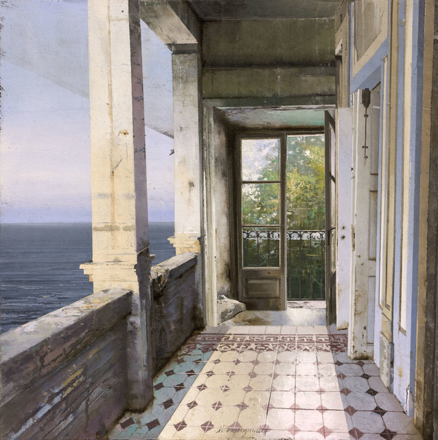 , 'Veranda sul Mare,' 2017, Pontone Gallery