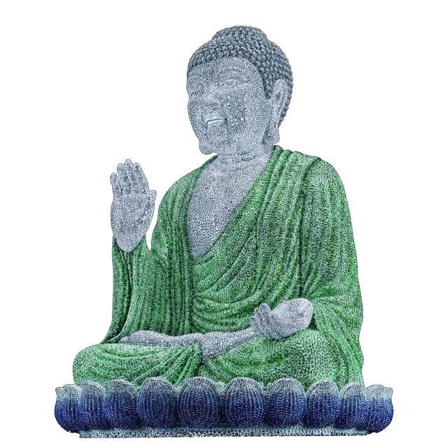Dan Life, 'Large Buddha', 2014, Joyce Varvatos