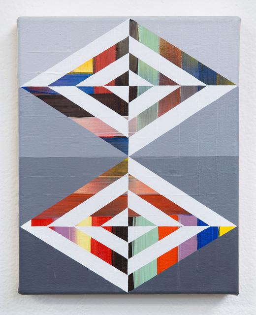, 'Rainbow Hammock Portal,' 2011-2014, Inman Gallery