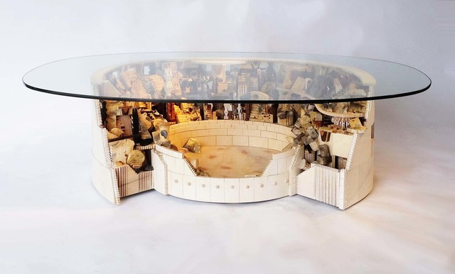 , 'Colosseum Coffee Table,' 2017, Gallery ALL