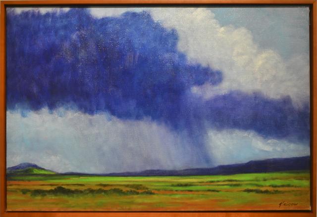 , 'Almost to Santa Fe,' 2012, Atrium Gallery