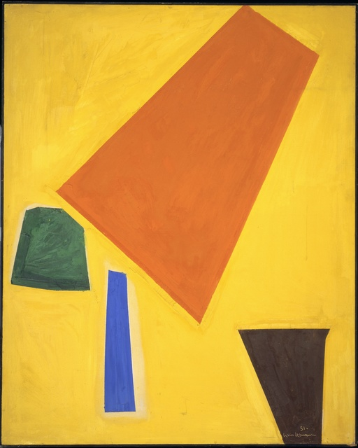 , 'Composition #2,' 1951, Adelson Cavalier Galleries
