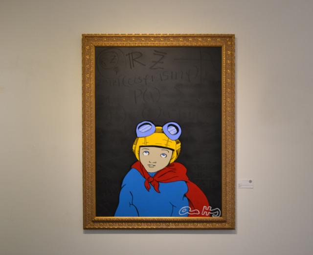 , 'Genius Jones,' 2018, Bruce Lurie Gallery
