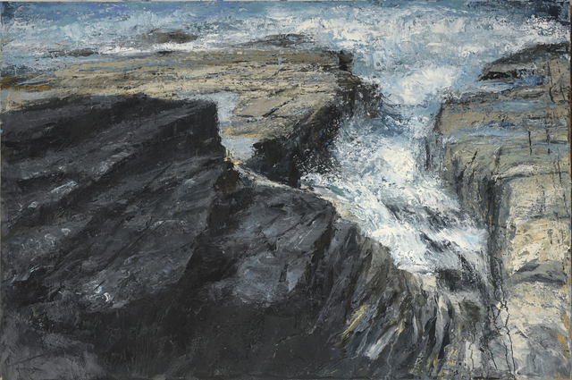 , 'Tidal Rocks,' 2017, Dolan/Maxwell