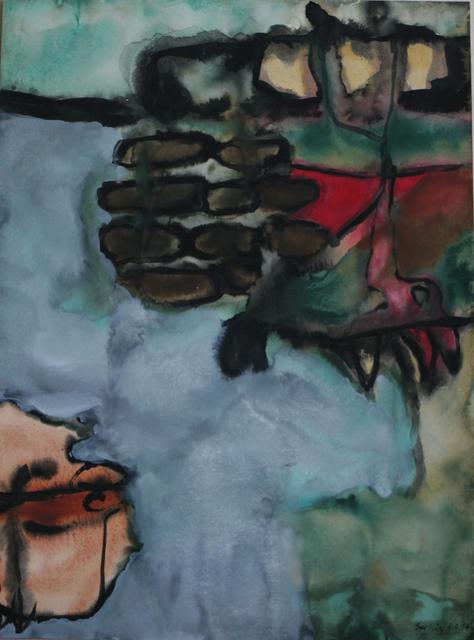 , 'Untitled (1964.4.4),' 1964, Galerie Nathalie Obadia