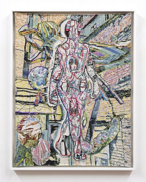 , 'Walker,' 2018, Halsey McKay Gallery