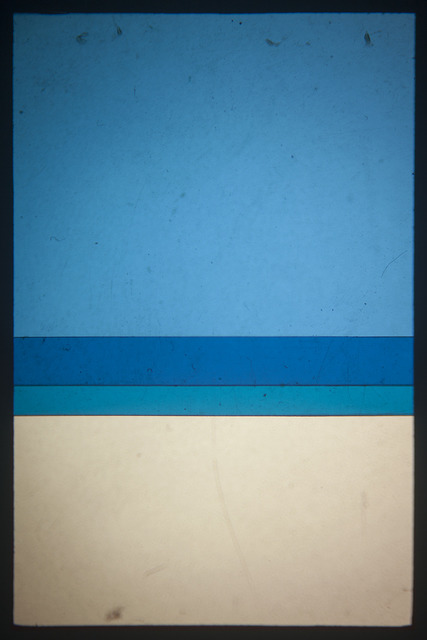 , 'Diapositivas Abstractas (Fotografía 11),' 2016, CURRO