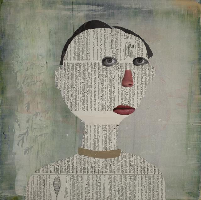 , 'Winter Boy,' 2015, Turner Carroll Gallery
