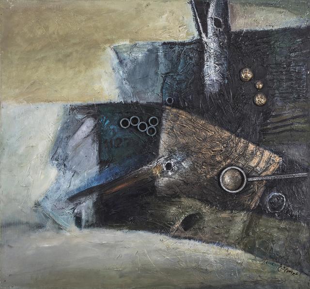 , 'Wreckage,' 2002, Hafez Gallery