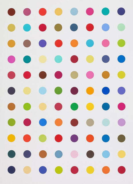 Damien Hirst, 'L-Isoleucine T-Butyl Ester', 2018, Kenneth A. Friedman & Co.