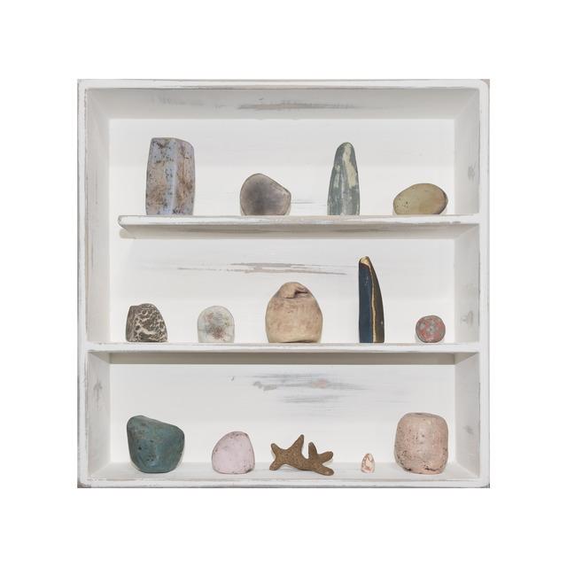 Nicolás Bonilla, 'Caja # CSP07 Servicio Geológico Ápex', 2018, Salón Comunal