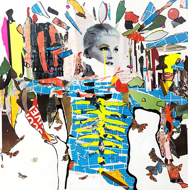 , 'Ninja Girl,' 2016, Luisa Catucci Gallery