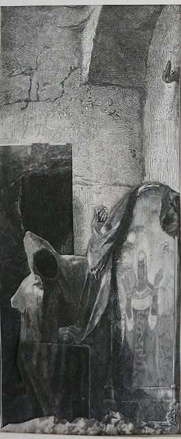 , 'Composition,' 1937, Jorge Mara - La Ruche