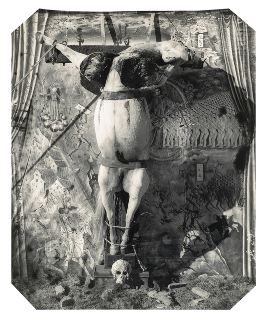 Joel-Peter Witkin, 'Crucifixion, New Mexico', 1998, Etherton Gallery