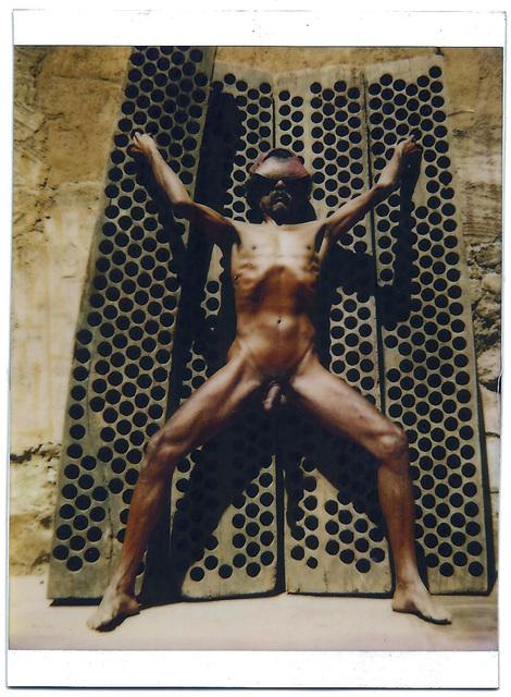 , 'Autorretrato 84,' 1995, Galería Quetzalli
