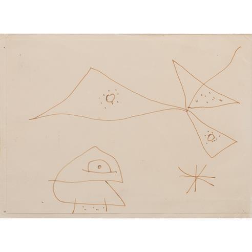 Joan Miró, 'Untitled', 1957, Galería Marita Segovia