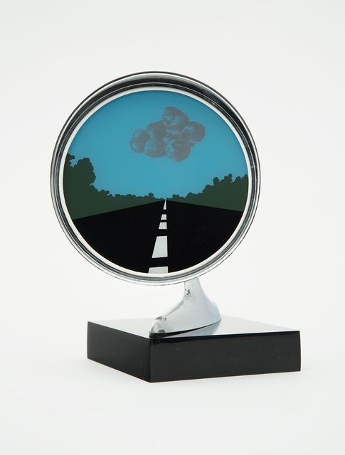 , 'ide-View Mirror,' 1966, Hollis Taggart