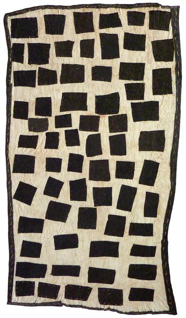 , 'Taliobamë'e nioge (Ancestral design of the mud),' 2016, JGM Gallery