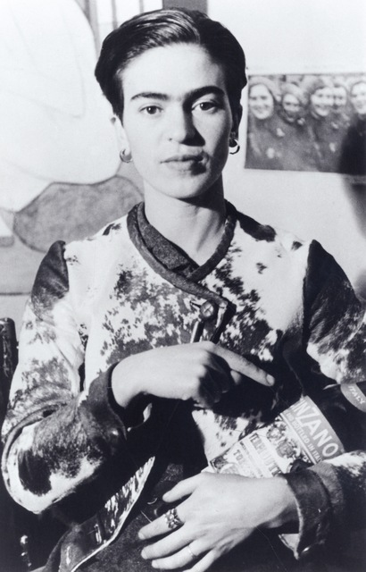 Lucienne Bloch, 'Frida With Cinzano Bottle', 1935, Photography, Matthew Liu Fine Arts