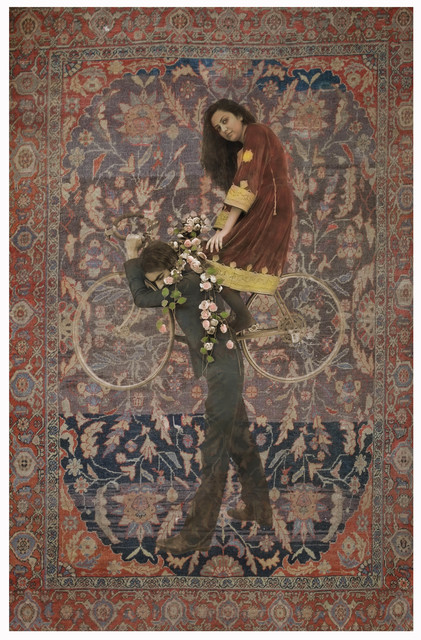 , 'The Exit of Farhad and Shirin,' 2012, Fouladi Projects