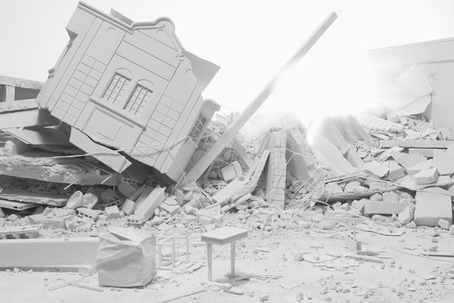 , 'Earthquake Haiti,' 2010, Artfactory