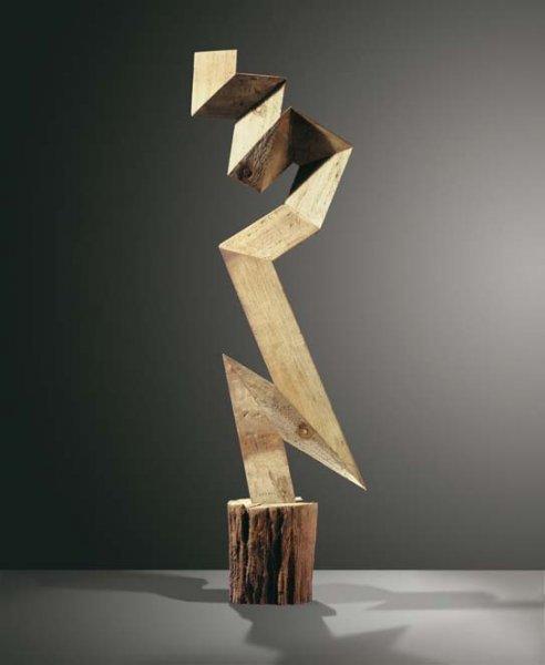 , 'Angulosa III,' 2005, Galería de las Misiones