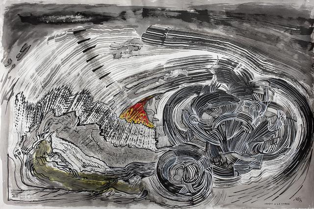 , 'Ataque a la ciudad,' 2015, Galería Rubbers Internacional