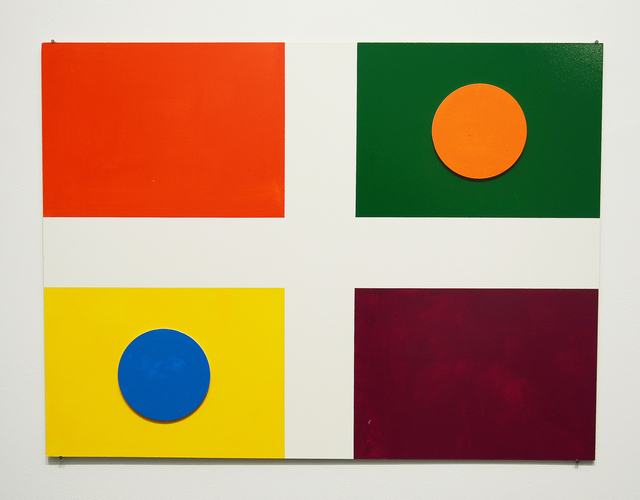 John Nixon, 'Flag VI', 2008-2013, Minus Space