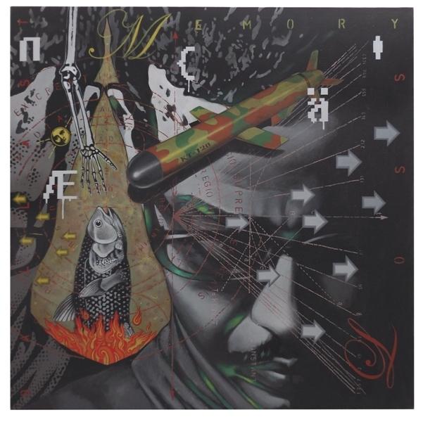 Baiju Parthan, 'Blast Memory Loss', 2014, Latitude 28