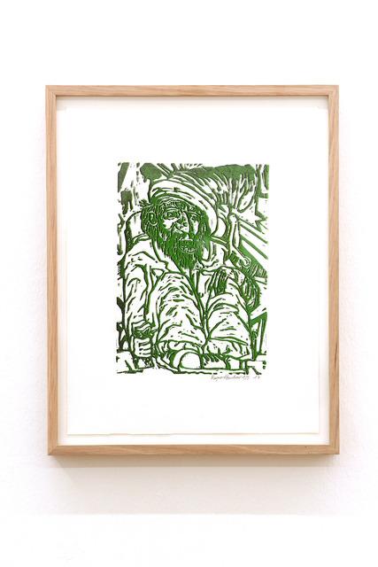 , 'Clochard (1/5),' 2018, Galerie Britta von Rettberg
