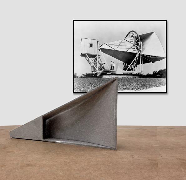 Emilio Chapela, 'Holmdel Antenna', 2014, Henrique Faria Fine Art