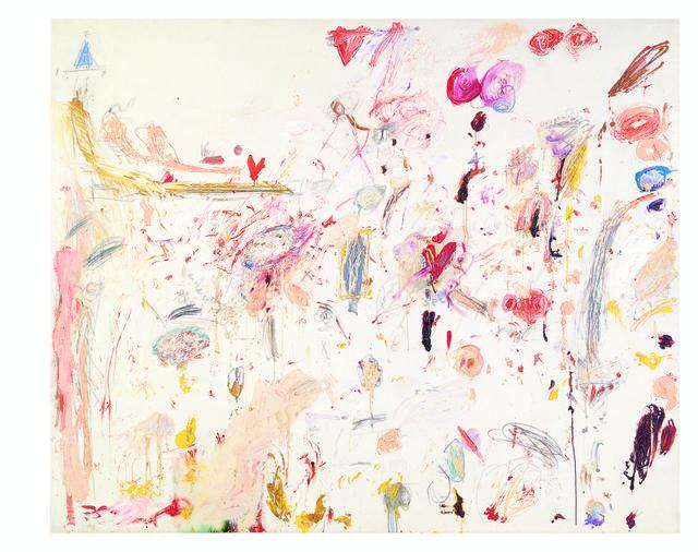 , 'Untitled,' 1961, Kunstmuseum Basel