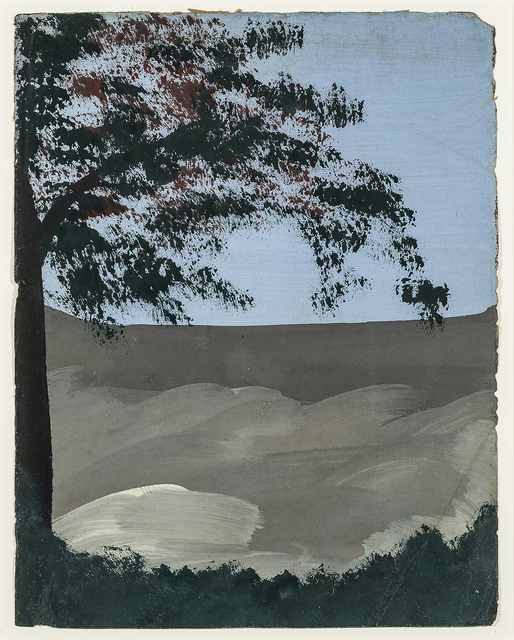 , 'Dombeya Tree 1,' mid 20th century, Hirschl & Adler
