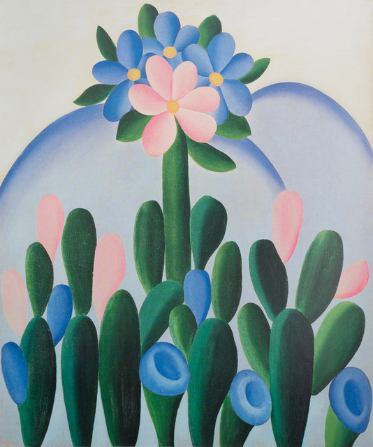 , 'Tapestry Tarsila do Amaral - Manacá,' 2016, By Kamy