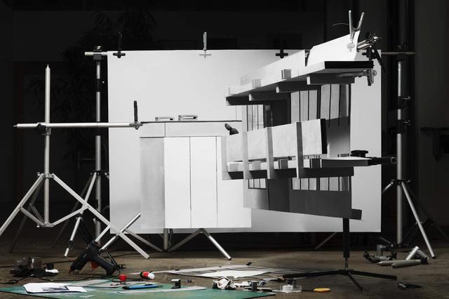", 'Making of ""Olympia München"" (by Ludwig Wegmann, 1972),' 2014, East Wing"