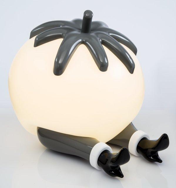 Parra, 'Give Up Lamp (Grey)', 2017, Design/Decorative Art, Painted cast vinyl with LED base, Heritage Auctions