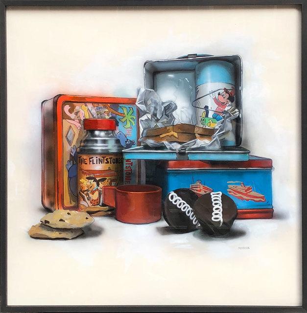, 'Flintstones,' 2018, Woodward Gallery
