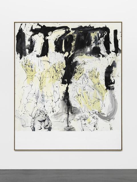 , 'Nicht Kiki sondern,' 2008, White Cube