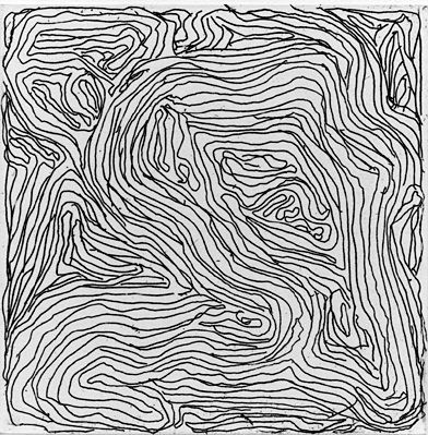 Sol lewitt small etching black white no 7 1999 available for sale artsy