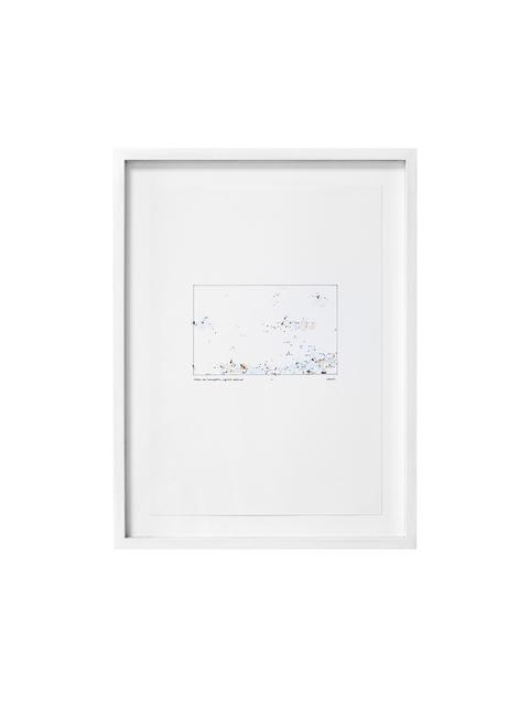 , 'Grämen über Unsinnigkeiten, regelrecht bestürzend,' 2016, Kunstraum Innsbruck