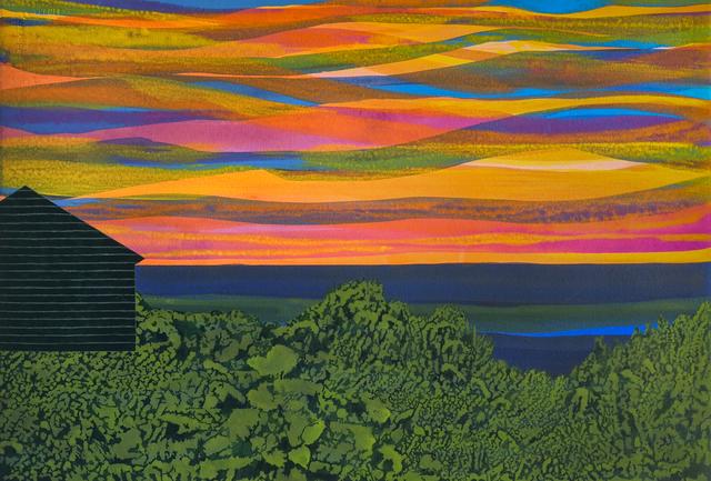 , 'Vantage,' 2017, Susan Eley Fine Art