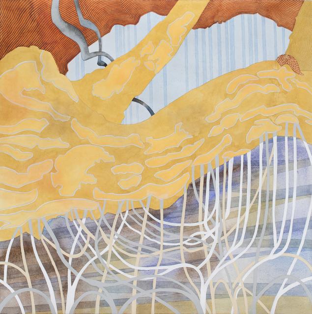 , 'Untitled III (blowdown series),' 2018, Michael Warren Contemporary