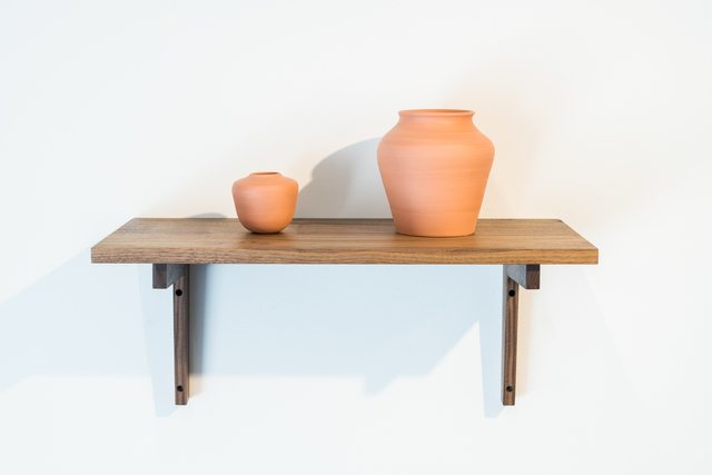 , 'Vessels (Persimmon and Gourd),' 2019, Ever Gold [Projects]
