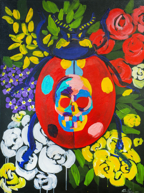 , 'Lady Bug ,' 2017, Maddox Gallery