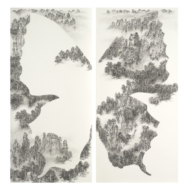 , '< Symbiosis > No. 6 < 共生 >之六 ,' 2017, Artify Gallery