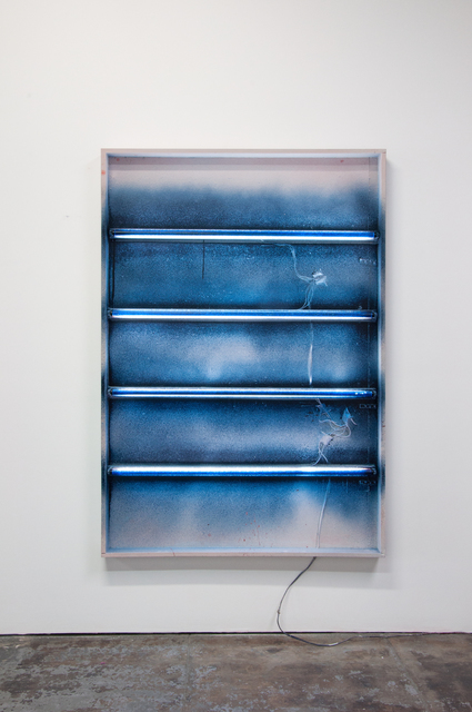 , 'Burn Out ,' 2018, Wilding Cran Gallery
