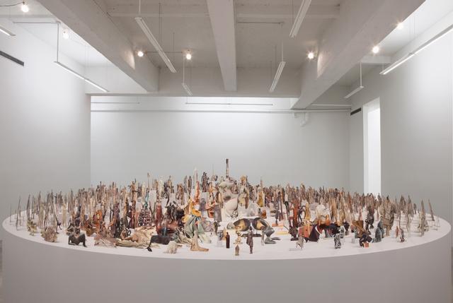 , 'Boneyard,' 2013, Casey Kaplan